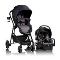 Evenflo® Pivot™ Modular Travel System in Casual Grey