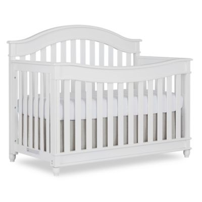 Bon Evolur™ Hampton 5 In 1 Convertible Crib In White