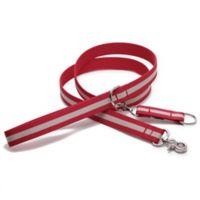 Harry Barker® Eton 6-Foot Dog Leash in Red/Tan