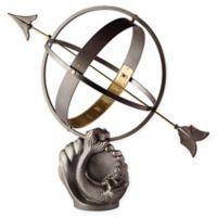 Good Directions Mermaid Armillary Sundial in Aluminum