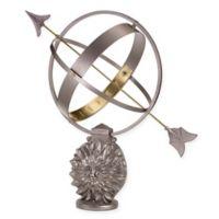 Good Directions Sun and Moon Armillary Sundial in Aluminum