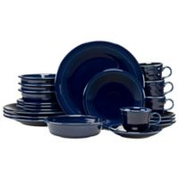 Fiesta® 20-Piece Dinnerware Set in Cobalt