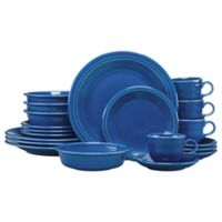 Fiesta® 20-Piece Dinnerware Set in Lapis