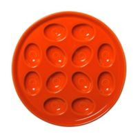Fiesta® Egg Tray in Poppy
