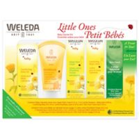 Weleda 5-Piece Calendula Baby Starter Kit