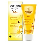 Weleda 2.5 oz. Nourishing Baby Calendula Body Cream