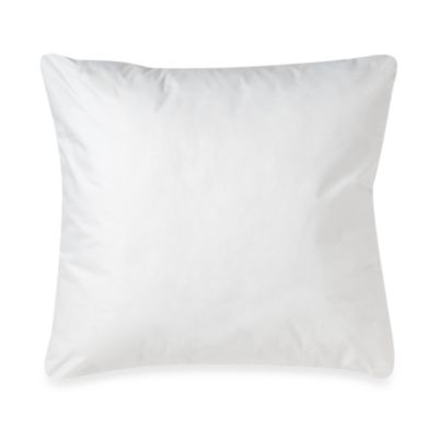 square throw pillow insert