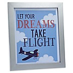 carter's® Take Flight 12-Inch x 14-Inch Framed Nursery Wall Art