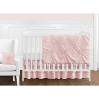 Sweet Jojo Designs Harper 11-Piece Crib Bedding Set in Pink