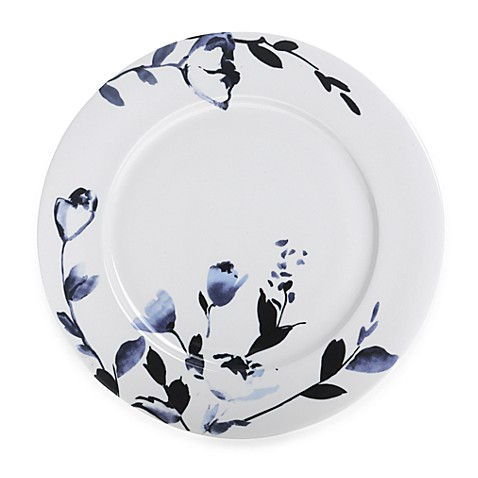 Mikasa® Midnight Bloom 16-Inch Oval Platter