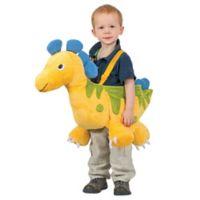Ride-In Dino Toddler's Halloween Costume