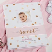 Sweet Sparkle Memory Book