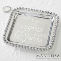 Mariposa® String of Pearls Wedding Jewelry Tray