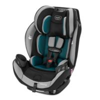 Evenflo® EveryStage™ DLX All-In-One Car Seat in Reef