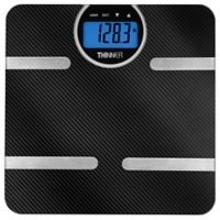 Conair® Weight Watchers® ™ Carbon Fiber Body Analysis Scale