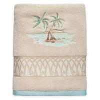 British Colonial Bath Towel