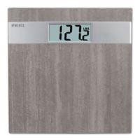 HoMedics® Gray Stone Digital Bath Scale
