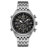 Seiko Men's 44mm Prospex Solar Chronograph SSG017 Bracelet Watch