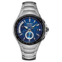 Seiko Men's 44.5mm Coutura SSG019 Radio Sync Watch