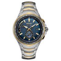 Seiko Men's 44.5mm Coutura SSG020 Radio Sync Watch