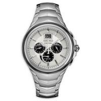 Seiko Men's 44.5mm Coutura SSC627 Chronograph Two-Tone Bracelet Watch
