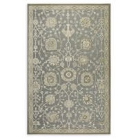 Shabby Chic Chandler 5'2 x 7'6 Power-Loomed Area Rug in Grey