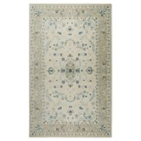 Shabby Chic Chandler 7'10 x 10'2 Power-Loomed Area Rug in Ivory