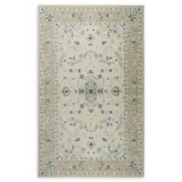 Shabby Chic Chandler 9'2 x 12'9 Power-Loomed Area Rug in Ivory