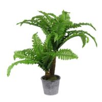National Tree Company® Artificial Persian Grass Plant in Pot