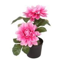 National Tree Company® Artificial Dahlia Arrangement in Pot