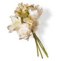 National Tree Company® 13-Inch Artificial Magnolia Bundle in Cream