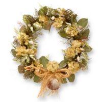 National Tree Company 32-Inch Seashore Artificial Wreath