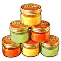 Lumabase Citronella Mason Jar Candles (Set of 6)