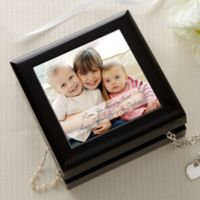 Photo Sentiments Jewelry Box