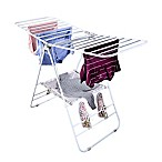 Honey-Can-Do® Gull Wing Clothes Dryer in White