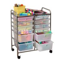 Honey-Can-Do® Studio Organizer Cart with Drawers