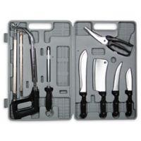 Sportsman Series 10-Piece Professional Butchers Knife Cutlery Set