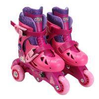 PlayWheels Disney Princess Size 6-9 Convertible 2-in-1 Roller Skates