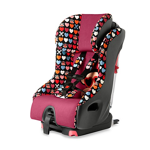 clek foonf convertible car seat in paul frank heart shades bed bath beyond. Black Bedroom Furniture Sets. Home Design Ideas