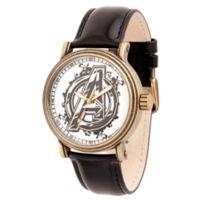 Marvel® Avenger's Men's 44mm Infinity War WMA000250 Vintage Watch