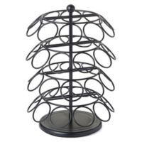 Nifty™ K-Cup® 40-Pod Carousel in Black