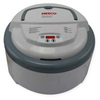 Nesco® 600-watt Top Mounted Food Dehydrator with Timer