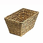 Brookside Natural Water Hyacinth Utility Basket