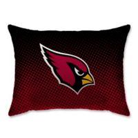 NFL Arizona Cardinals Plush Dot Standard Bed Pillow