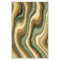 Karastan Larkhall 2' x 3' Accent Rug in Granite