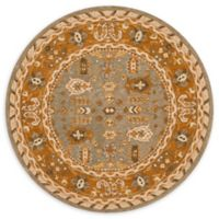 Safavieh Anatolia 6' x 6' Diana Rug in Light Grey