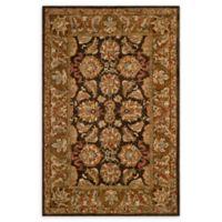 Safavieh Anatolia 4' x 6' Pilar Rug in Dark Brown