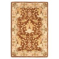 Safavieh Anatolia 4' x 6' Kenzie Rug in Brown
