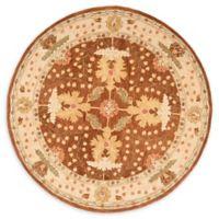 Safavieh Anatolia 8' x 8' Kenzie Rug in Brown