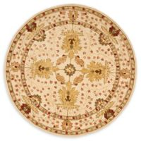 Safavieh Anatolia 8' x 8' Kenzie Rug in Ivory